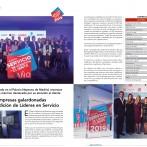 Ejecutivos publica un reportaje sobre los Líderes en Servicio 2019 en su número de diciembre