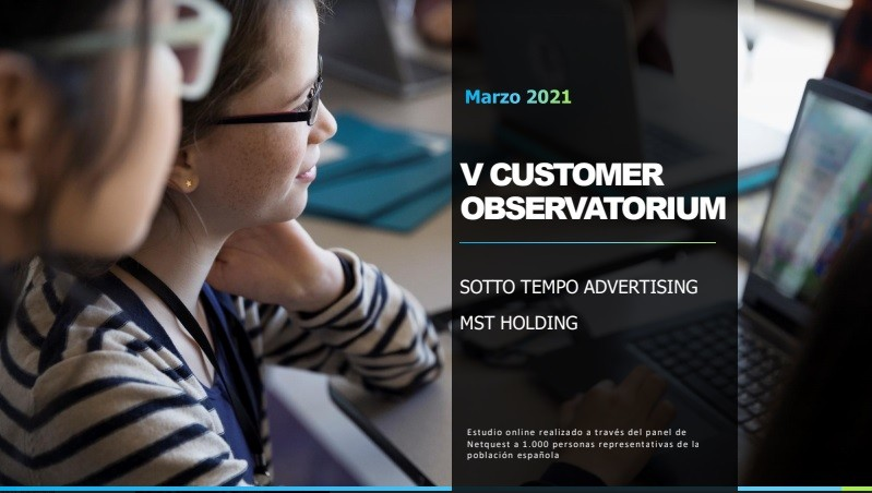 V Customer Observatorium - Lideres En Servicio